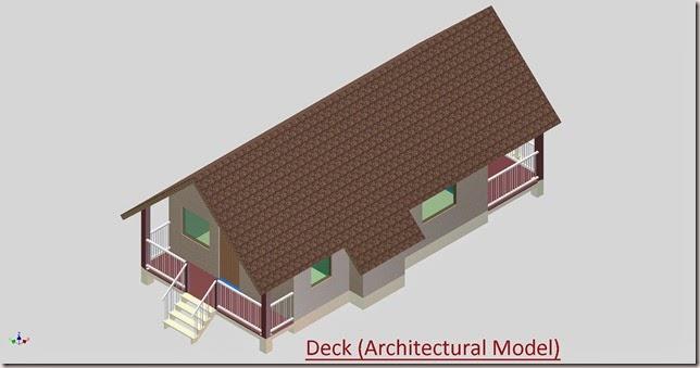 Deck (Architectural Model)