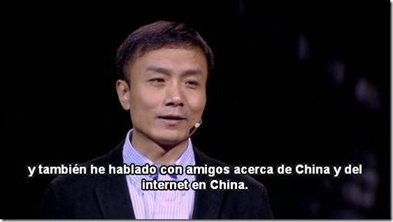 TED la gran muralla de fuego china