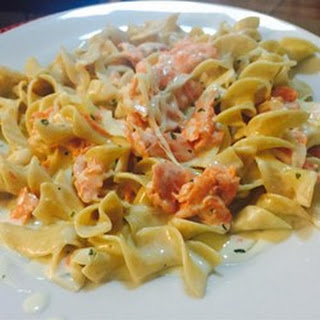 Salmon Alfredo Sauce Recipes