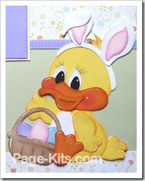 baby duck easter svg wpc gsd digital cut file 350