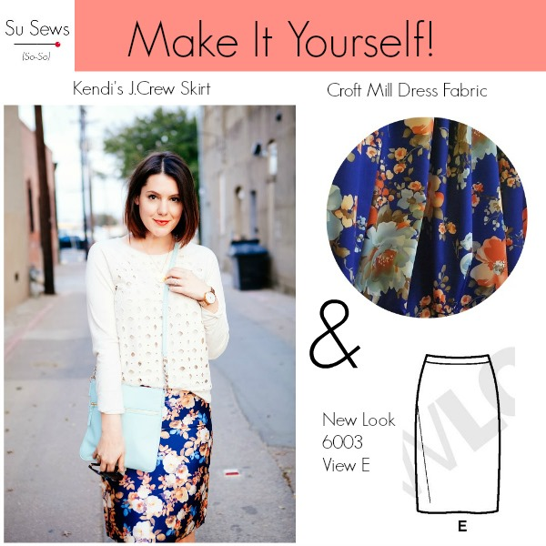 Make It Yourself - Kendis Skirt