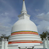 Worship of the Mahiyangana Maha Stupa – 24/25-04-2011