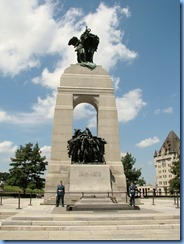 6247 Ottawa Wellington St - Confederation Square - National War Memorial & the Tomb of the Unknown Soldier with Sentries each side