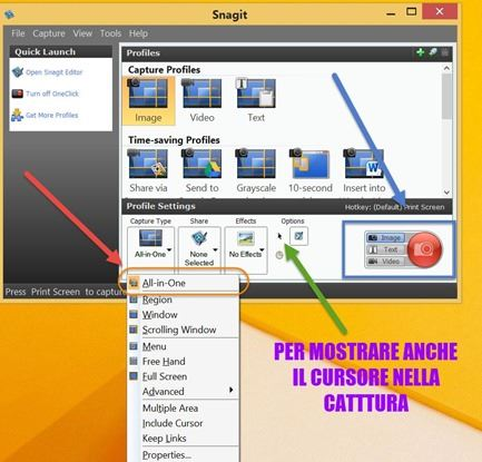 snagit-interfaccia