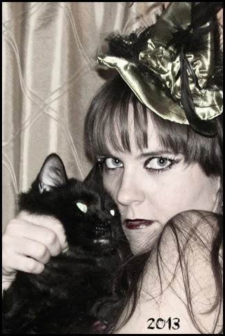 witchy me and onyx
