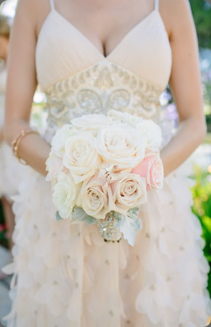 blush CalamigosRanchMalibuWeddingBouquets  Marianne Wilson Photography and heavenly blooms
