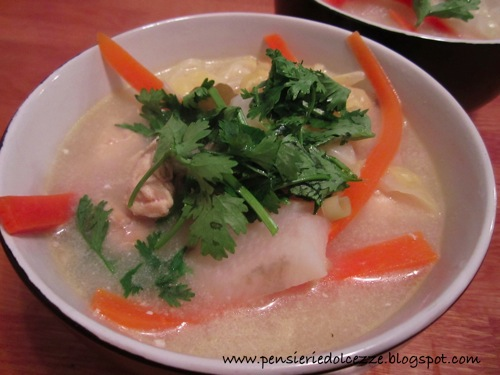 Lemongrass Soup 2