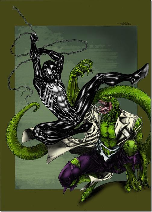 El Lagartom, Lizard,  Dr. Curt Connors (26)