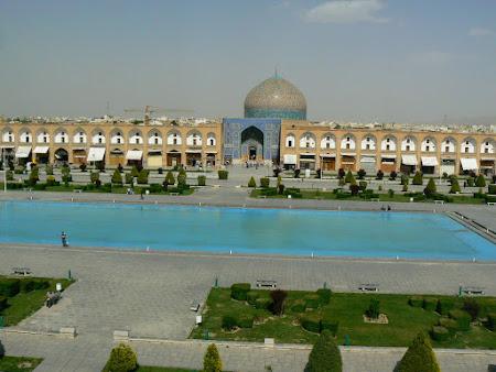 Imam square: Sheikh Mosque