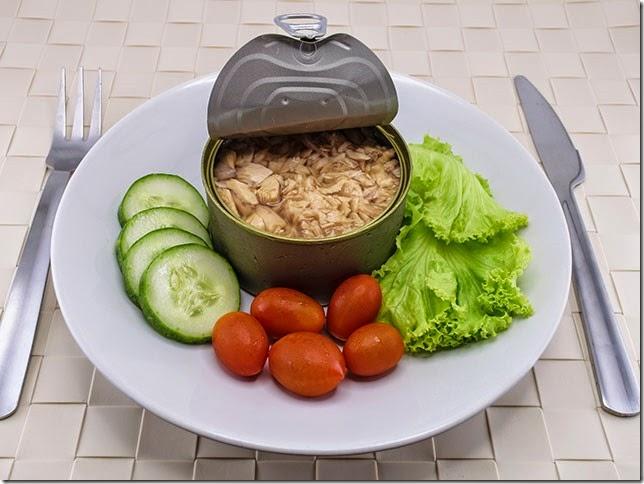 Posebna dijeta sa tunjevinom