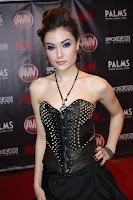 Sasha Grey @ AVN Awards By:Lanie Crossman