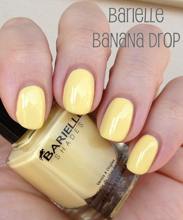 Barielle Banana Drop
