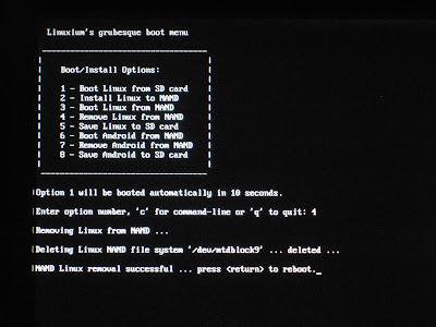 bootloader ARM