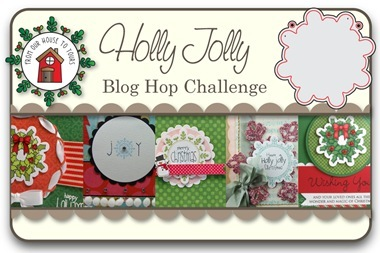Holly Jolly Blog Hop Challenge