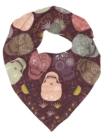 scarf mock up sweet skulls2[