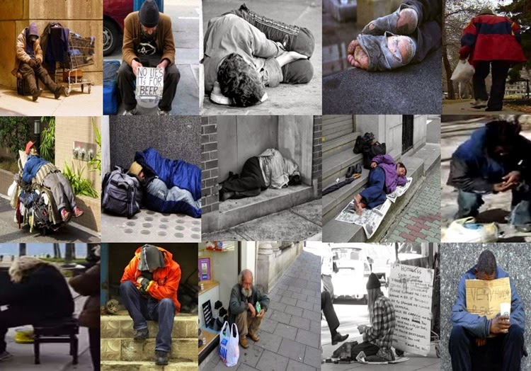 Homeless Collage1