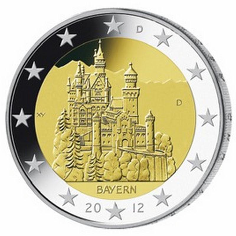 Nueva moneda alemana