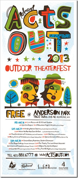 Redmond's Outdoor Theaterfest