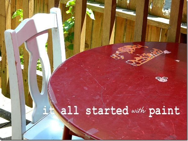 thrift_store_child_craft_table