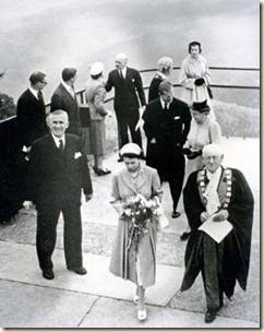 queen 1954