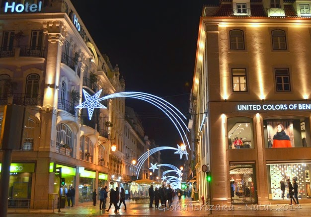 Glória Ishizaka - Natal 2014 - Lisboa 11