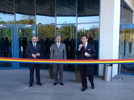 Imagini de la Inaugurarea Double Tree by Hilton Oradea