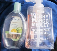 eskinol and bench merry mango medley shower gel, bitsandtreats