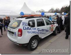 Voorbereiding op de Rally in Marokko 2013 12