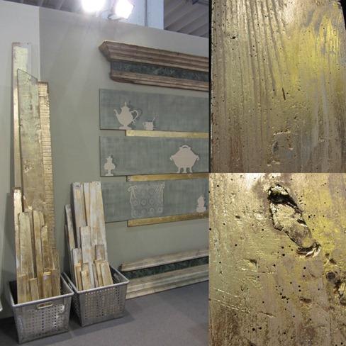collage tavole oro