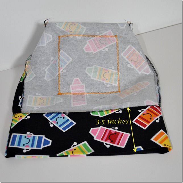 Chalk bag tutorial3