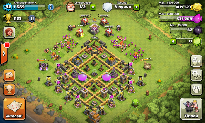 My Clash of Clans