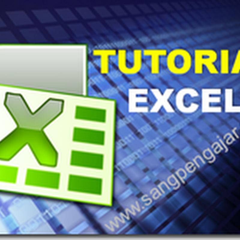 Mengenal Berbagai Formula Excel untuk Pengolahan Nilai Guru (Bagian 1)