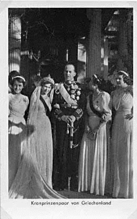 boda de Federica y Pablo de Grecia ´ñ