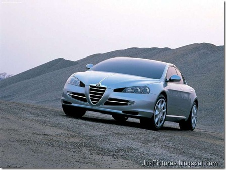 Alfa Romeo Visconti Concept ItalDesign (2004)1