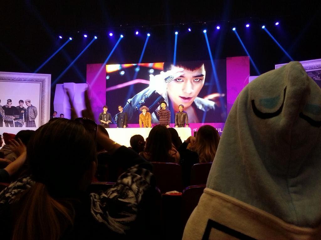 Big Bang - BIGBANG Fan Meeting in Seoul - 18oct2014 - Fan - 02.jpg