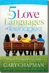 Love Languages teen