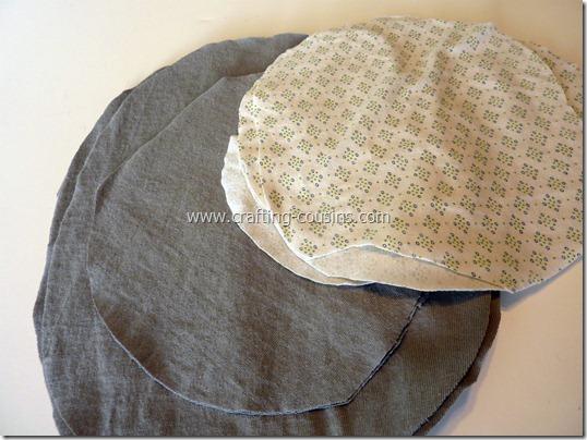 no sew ruffle scarf 3