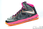 lebron10 floridians 17 web white The Showcase: Nike LeBron X Miami Floridians Throwback