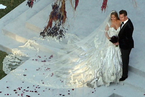 Holly Valance marries Nick Candy in Beverly Hills
