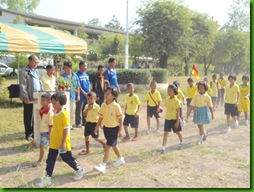 โรงเรียนบ้านรสำราญหินลาด179กีฬาสัมพันธ์