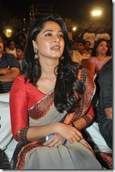 Anushka at Mirchi Audio launch