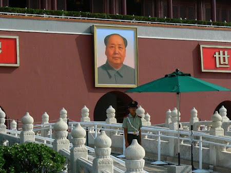 Beijing: Tienanmen gate