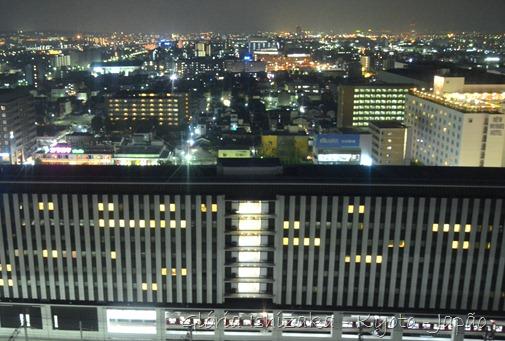 Gloria Ishizaka - vista noturna Kyoto
