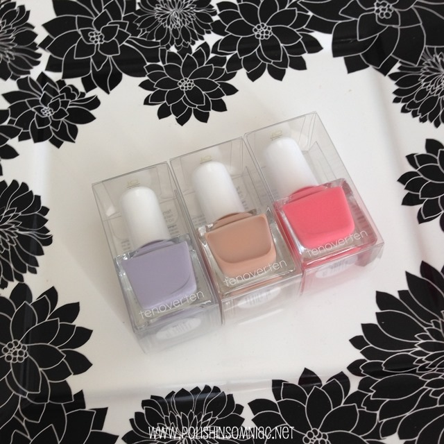 tenoverten Nail Polish in Prince, Houston and Spring