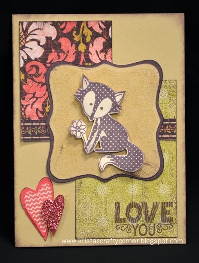 Feb SOTM_Wild About Love_Ivy Lane card