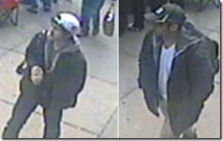Pengebom Boston Berjaya Di Kenal Pasti - boston_bombing_suspects_Dzhokhar A. Tsarnaev, 19 - Tamerlan Tsarnaev, 26