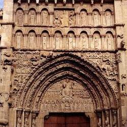 74 - Portico Real de la Catedral de Chartres