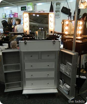 IMATS Sydney 2012 - Makeup Case