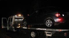 towed away
