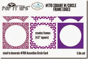 Square w circle Frame Edges